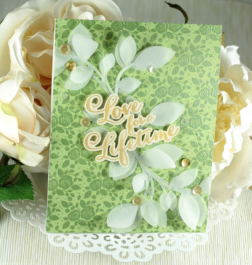 Love for a Lifetime Card